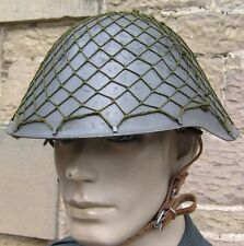 GENUINE UNISSUED DDR NVA EAST GERMAN ARMY M56 WW2 TYPE HELMET NET
