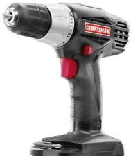 "CRAFTSMAN DD2015 C3 19.2V DRILL/ DRIVER 3/8"" VARIABLE SPEED REVERSIBLE NEW"
