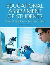 Educational Assessment of Students by Anthony J. Nitko and Susan M. Brookhart (…