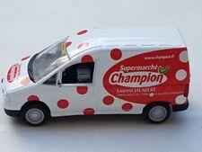 Véhicules miniatures blancs NOREV pour Fiat