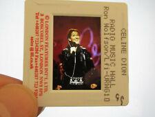 More details for original press promo slide negative - celine dion - 1990's - b