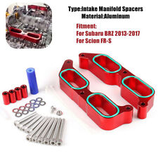 For 2013-2017 Subaru BRZ Scion FR-S Power Block Intake Manifold Spacer Aluminum