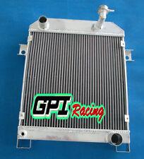 FOR JAGUAR MARK 2 MK2 MK II DAIMLER 2.5 V8; V8-250  ALUMINUM  RADIATOR 56MM