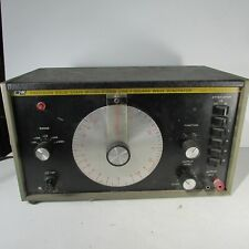 Bampk Precision Vintage Solid State Model E 310b Sine Square Wave Generator