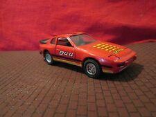 944 porsche turbo   1/43  yat ming loose display piece