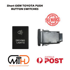 TOYOTA PUSH SWITCH LED Driving Light Spot Light CAR PRADO HILUX LANDCRUISER