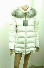 Piumino Donna Montecore Bianco Cappotto Lungo Elegante  €9̶9̶0̶ sale price