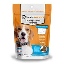New listing ThunderWunders Dog Calming Chews 60 Count