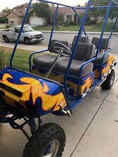 Gas 70 mph+ custom golf cart!!!!T