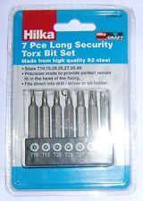 HILKA 5PC 50mm SCREWDRIVER POZI S2 BIT SET NO.0, NO.2, NO.3 F.U.M. TOOLS FUM