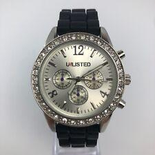 Kenneth Cole Unlisted Crystal Women's Ladies Wristwatch Watch UL9001 S60
