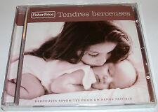 TENDRES BERCEUSES  CD  BEBE  ENFANT  FISHER PRICE  NEUF