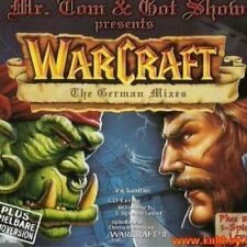 Mr. Tom & Got Show Warcraft (German Mixes) [Maxi-CD]