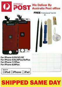 For iPhone 8 7 Plus 6S SE 5S 5C LCD Touch Screen Replacement Digitizer Assembl