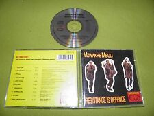 Mzwakhe Mbuli - Resistance Is Defence - RARE 1992 IMPORT CD / South African Poet