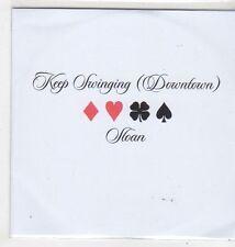 (FL153) Keep Swinging, Sloan - 2014 DJ CD