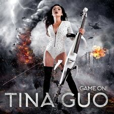 GAME ON! - TINA GUO  CD NEW+