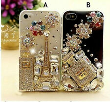 Bling SWA Crystal Paris Effiel Tower and/or Perfume Bottle iPhone 5/5s Case