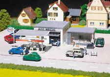Faller H0 130296 Tankstelle mit Waschhalle NEU/OVP