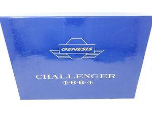 Athearn Genesis G9129 Challenger 4-6-6-4 Steam Locomotive D&RGW #3804 HO *READ*