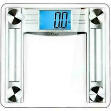 Digital Bath Scale 500 Lbs Capacity Body Tape Measure Fat Caliper Weight Manage