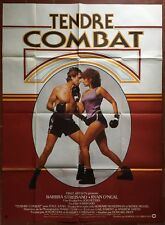 Affiche TENDRE COMBAT Main Event BABRA STREISAND Ryan O'Neal BOXE 120x160cm *