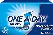 One-A-Day Men's Health Formula 60 Each