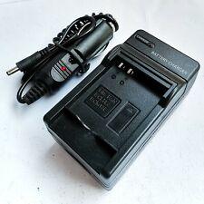 Battery Charger for DMW-BCL7 BCL7E DMC-F5 FH10 FS50 SZ3 SZ8 SZ9 XS1 XS1K XS3