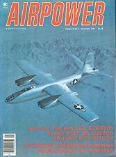 AIRPOWER V10 N6 WW2 LUFTWAFFE FOCKE WULF Fw200 KONDOR / DOUGLAS B-23 DRAGON