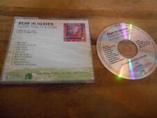 CD Indie Bear In Heaven-I Love You, It 's Cool (10) canzone PROMO Dead Oceans JC