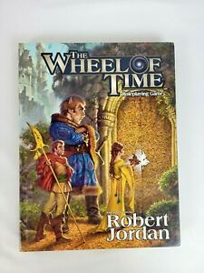 WOTC D20 System The Wheel Of Time RPG Core Rulebook Hardcover 2001