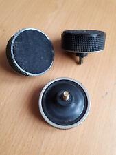 1x Piedino in gomma rubber foot originale Technics SL 1200 1210 MK2 MK3 feet