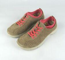 DANSKO Womens Elise Brown Suede Slip Resistant Sneakers EU 40/US 9.5-10