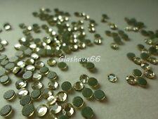1000 Hotfix Strasssteine, *Jonquil*, SS16~3,8-4mm, Super Qualität