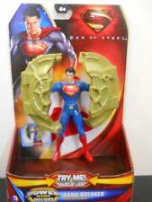 superman man of steel power attack deluxe Bank breaker smashing vault doors new