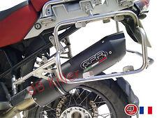 SILENCIEUX GPR FURORE ALU NOIR BMW R1200 GS / ADVENTURE 2004/09