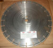 "Diamond Blade 0.140 thick 14"" Directional Wet/Dry Walk Behind."