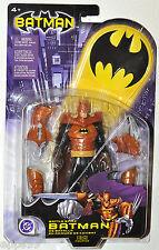 BATMAN KAMPF Stachel Batman Figur mit Rüstung MOC VHTF 2004