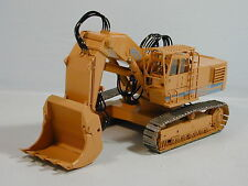 1/50 scale Demag H 71 front digger excavator verry high detailed hand made model