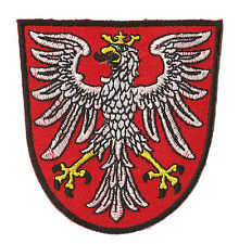 écusson ECUSSON blason patche Armoirie Pologne POLSKA thermocollant patch