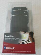 Cellularline - Easy Drive - Bluetooth Freisprecheinrichtung - schwarz - neu