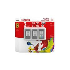 Canon PG-245/CL-246 Twin Pack Ink Cartridges - Black & Tri-Colour