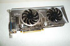 MSI Radeon HD 6950 Twin Frozr II/OC PCIe 2.1 Graphics Video Card 2GB DVI DP HDMI