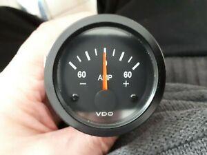 52mm VDO Amperemeter Oldtimer / Youngtimer Instrumente
