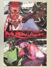 MUDVAYNE, RARE  2000's POSTER