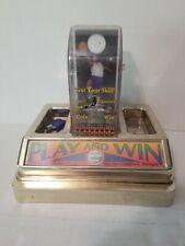 "Trade Stimulator POS ""Play And Win"" Basketball Countertop Quarter Game - Bar"