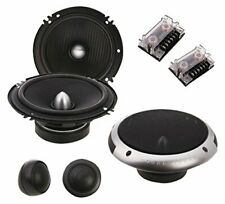 Soundstream PF.6 6.5 Inch Picasso Series 2-Way Component Speaker System