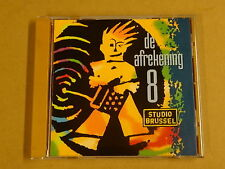 CD STUDIO BRUSSEL / DE AFREKENING - VOLUME 8
