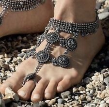 Jewelry Toe Ring Anklet Free People Bohemian Gypsy Foot