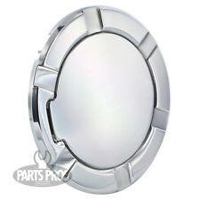 NEW Polished Non-Locking Gas Fuel Door / FOR DODGE RAM 1500 Truck 1994-2012